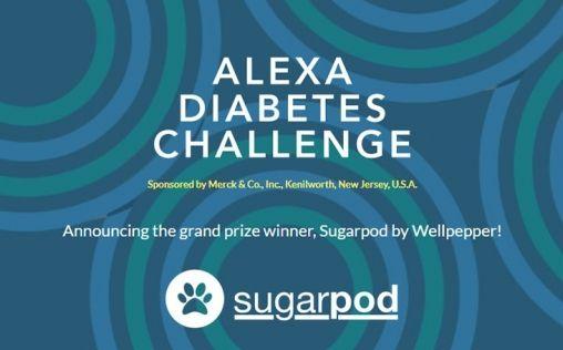 Alexa Diabetes Challenge obtiene el primer premio MSD