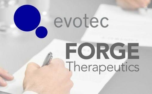 Evotec y Forge Therapeutics se vuelven a unir
