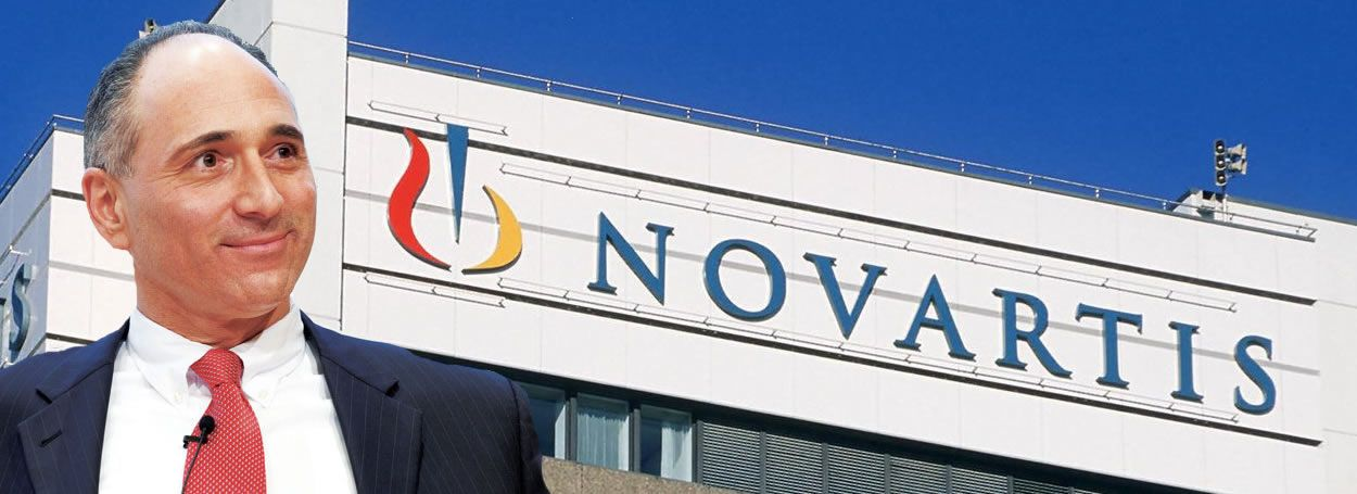 Joseph Jiménez, CEO de Novartis