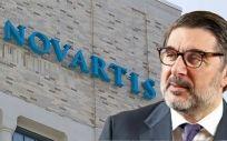 Brugo Strigini, CEO de Novartis Oncology