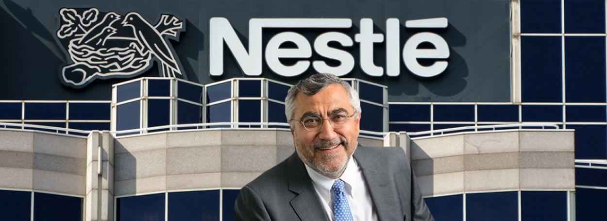 Laurent Dereux, director general de Nestlé España