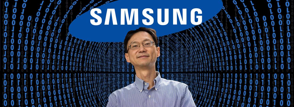 Francis Ho, jefe de salud digital de Samsung.