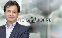 Antonio Ballesteros, director general de Reig Jofre