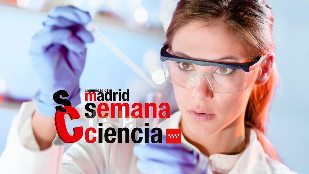 Semana de la Ciencia de Madrid 2017