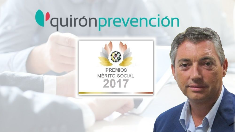 Fernando Camino, director general de Quirónprevención