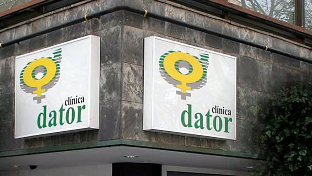 Clínica Dator en Madrid.