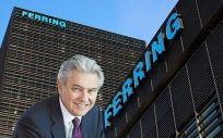 Michael Pettigrew, presidente de Ferring