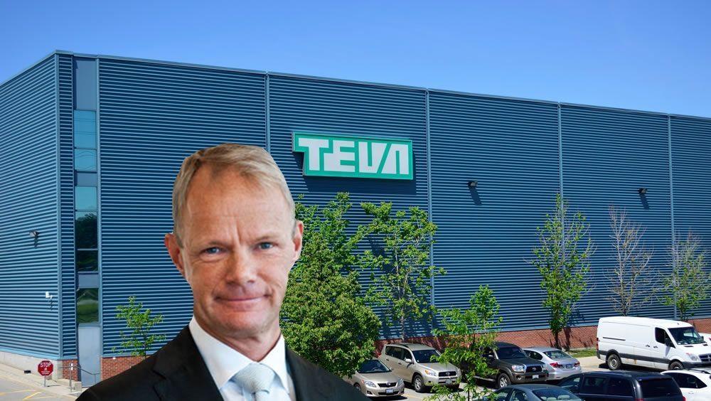 Kare Schultz, presidente y director general de Teva