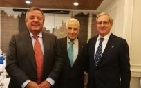 Julio Ancochea, Miguel Carrero, Gonzalo Rodrígue Mourullo