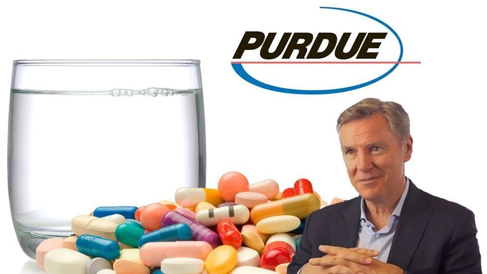 Mark Timney, CEO de Purdue Pharma.