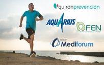 Jornadas Quirónprevención, Aquarius, FEN y Mediforum