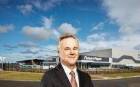 Lewis G. Grandon, CEO de Fisher & Paykel Healthcare.