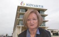 Montserrat Tarrés, directora de Comunicación de Novartis