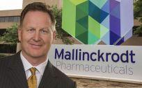 Mark Trudeau, presidente y director ejecutivo de Mallinckrodt