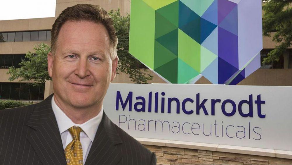 Mark C. Trudeau, CEO de Mallinckrodt