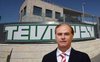 Carlos Teixeira, director general de Teva en España