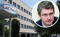Emmanuel Besnier, CEO del Grupo Lactalis