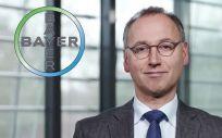 Werner Baumann, CEO de Bayer