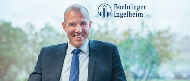 Timmo Rousku Andersen, director general de Boehringer Ingelheim España