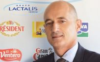 Aurelio Antuña, CEO de Grupo Lactalis Iberia
