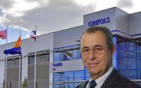 Víctor Grifols, fundador del laboratorio farmacéutico catalán Grifols.