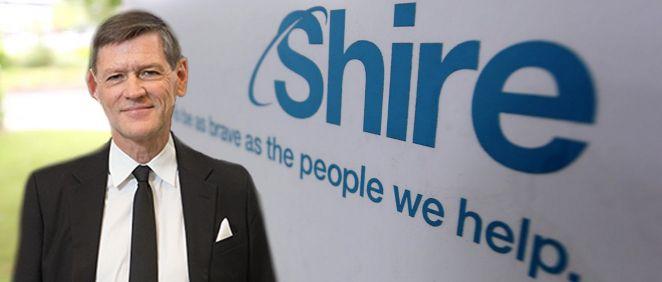 Flemming Ornskov, CEO de Shire