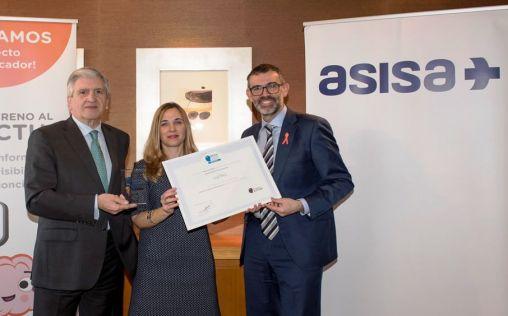 Asisa recibe el sello 'Brain Caring People' por su compromiso en la prevención del ictus