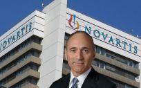 Joseph Jimenez, CEO de Novartis.