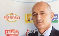 Aurelio Antuña, CEO de Lactalis Iberia