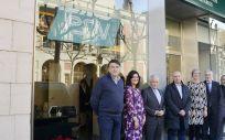 Inauguración oficial de la nueva sede de PSN en Lérida.