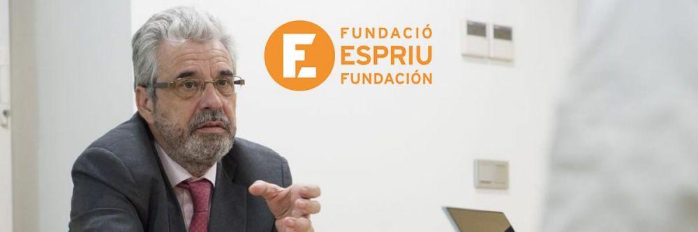 Carlos Zarco, director de la Fundación Espriu.