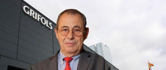 Víctor Grifols, fundador del laboratorio farmacéutico catalán Grifols