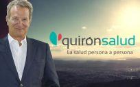 Julio Fernández Llamazares, Director del Grupo Comunicación de Quirónsalud
