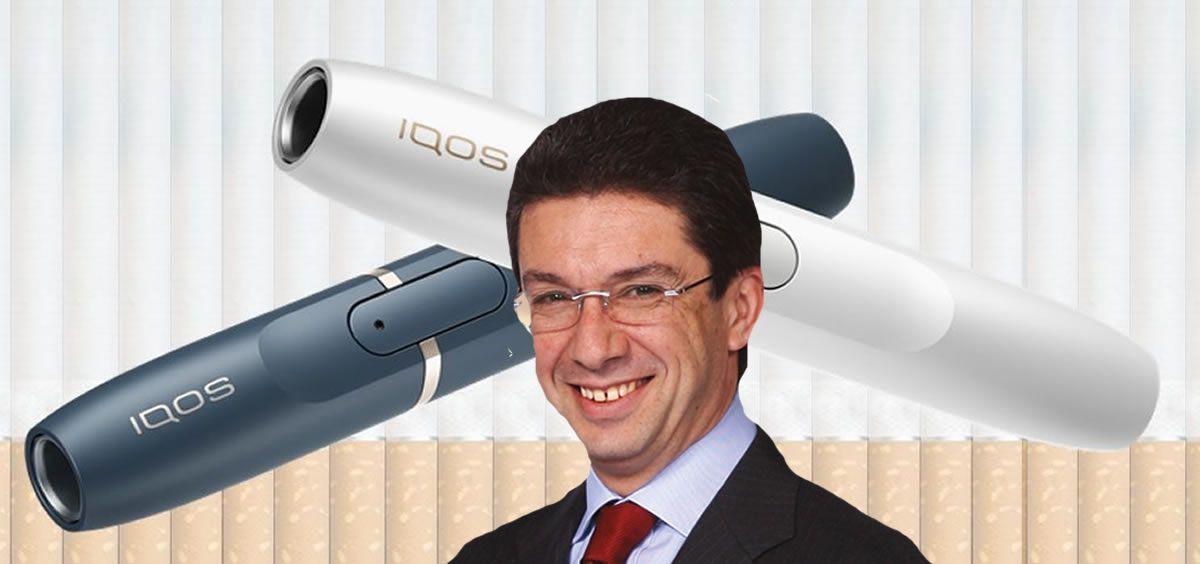 André Calantzopoulos, CEO de Philip Morris Internacional