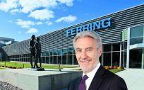 Michel L. Pettigrew, CEO de Ferring Pharmaceuticals.