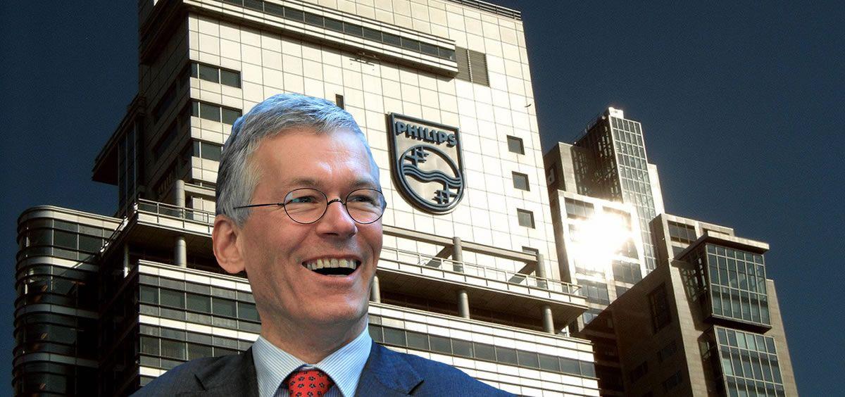 Frans van Houten, CEO de Philips.