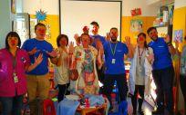 Air Liquide y Fundación Theodora se vuelcan con los niños hospitalizados en Andalucía