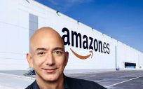 Jeff Bezos, CEO de Amazon.