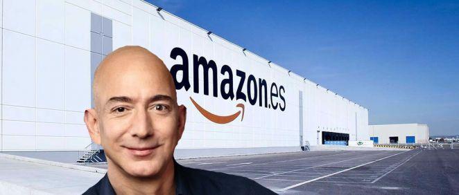 Jeff Bezos, CEO de Amazon.
