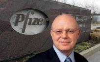 Ian Read, CEO de Pfizer