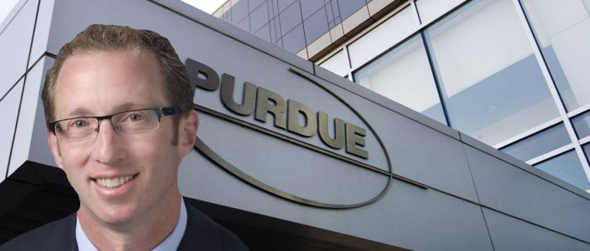 Craig Landau, CEO de Purdue Pharma.