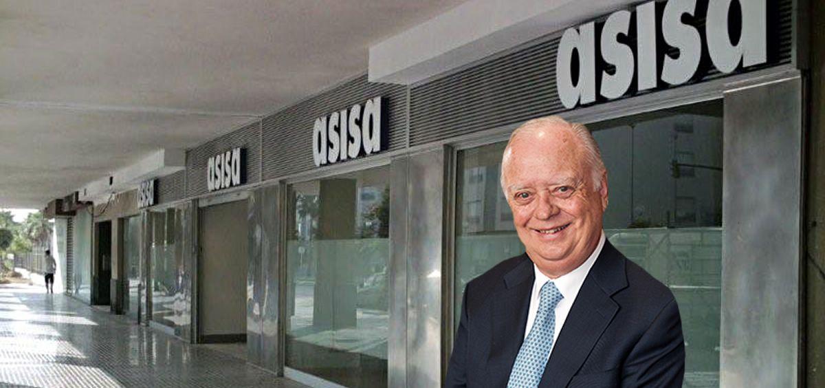 Francisco Ivorra Miralles, presidente de Asisa.