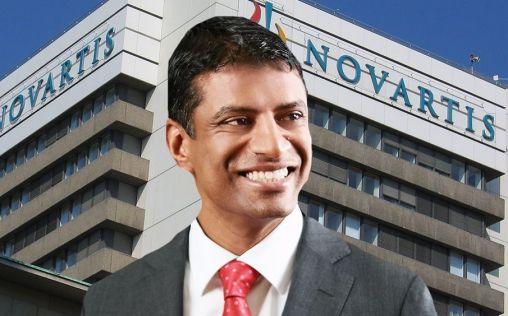 Novartis continúa su crecimiento en el tercer trimestre y gana un 12% más