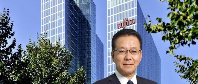 Tatsuya Tanaka, presidente de Fujitsu.