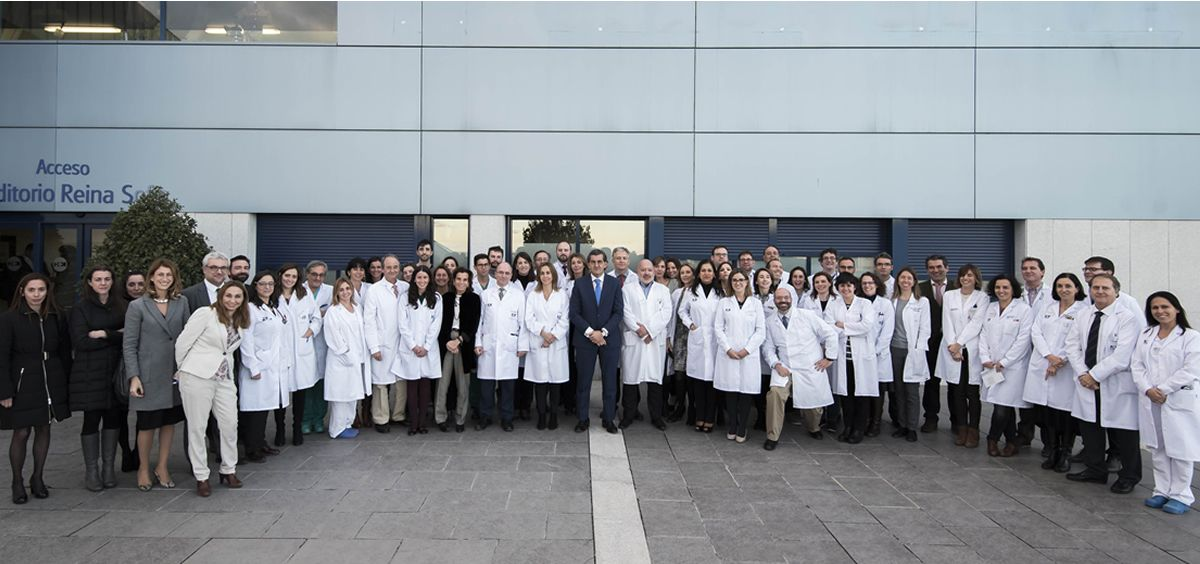 HM Ciocc destaca como el primer 'cancer center' privado de España
