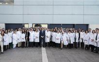 HM Ciocc destaca como el primer 'cancer center' privado de España