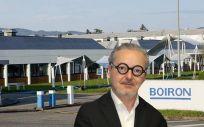 Eduardo Barriga, director general de Boiron en España.