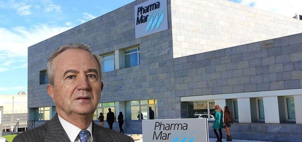 José María Fernández Sousa, CEO de PharmaMar