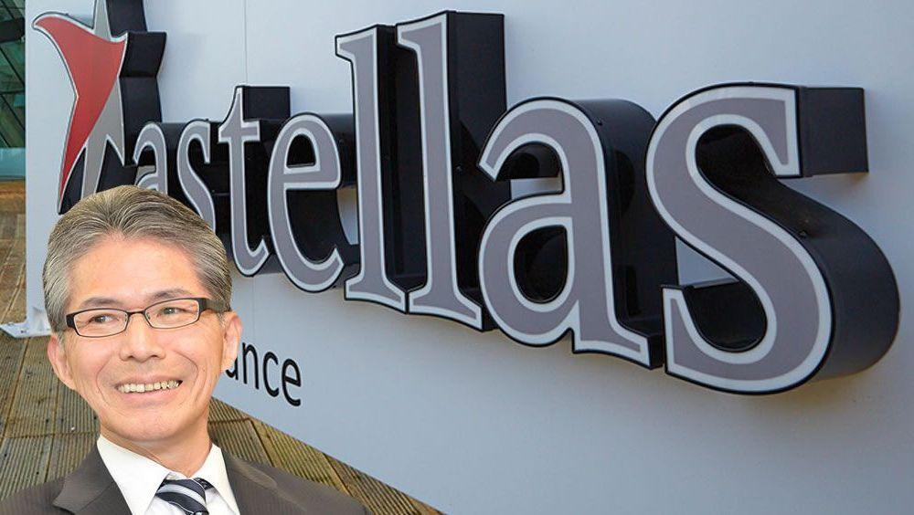 Yoshihiko Hatanaka, CEO de Astellas Pharma