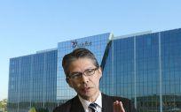 Yoshihiko Hatanaka, CEO de Astellas.